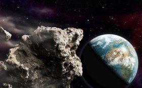 سیارک غول پیکر پنج شنبه از کنار زمین عبور میکند