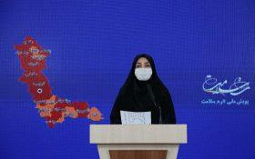 رکورد شکنی مرگ های کرونایی در ایران/۳۳۷ فوتی در یک شبانه روز