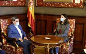 سفیر ایران در اسپانیا: تحریمهای آمریکا مانع ورود دارو به ایران شده است