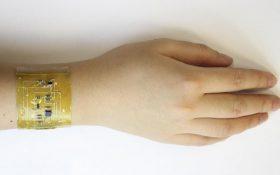 پوست الکترونیکی جایگزینی ارزان قیمتی برای ابزارهای پوشیدنی