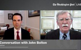 بولتون: ترامپ بهدنبال مذاکره با ایران و بازگشت به برجام است