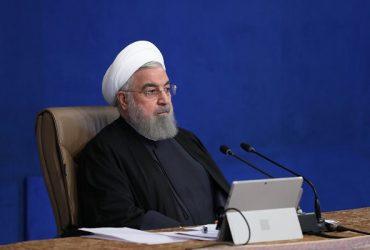 روحانی: چند هفته دیگر قلدرها به زبالهدان تاریخ میپیوندند