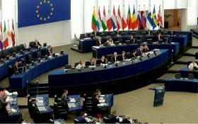 پارلمان اروپا تحریم های آمریکا را محکوم کرد