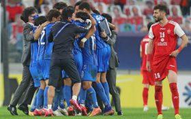 رویای قهرمانی بر باد رفت/ پرسپولیس جام را به اولسان هدیه داد