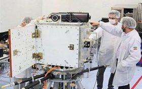 ماهواره «پارس ۱» به سازمان فضایی ایران تحویل داده شد