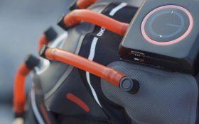 تقویت خودکار مفصل زانو با زانوبند هوشمند