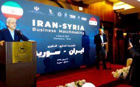 نشست تجاری و فناوری ایران در سوریه برگزار شد؛ ستاری: ایران محدودیتی برای تبادل تجاری و فناوری با سوریه ندارد؛ دیپلماسی فناوری را با کشورها گسترش میدهیم