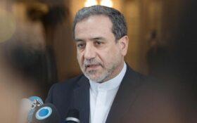 عراقچی: درباره برجام هیچ مذاکرهای نداریم، چه برسد به فرابرجام و موضوعات دیگر