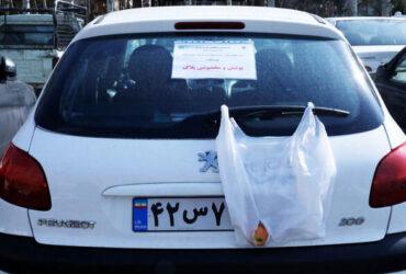 اجرای طرح ویژه «برخورد با پلاکهای مخدوش» در تهران/ توقیف خودرو و معرفی متخلفین به مراجع قضایی