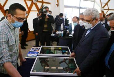 سامانه نشتیاب لیزری ایرانساخت رونمایی شد؛ گشایش مرکز نوآوری اینترنت اشیا در دانشگاه تهران