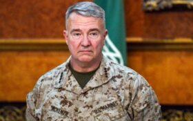 فرمانده تروریستهای سنتکام: ایران میخواهد ما را از عراق بیرون کند