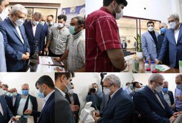 مرکز نوآوری آمل گشایش یافت؛ ستاری: پهنههای نوآوری حمایت از کارآفرینان و فناوران را گسترش دادند