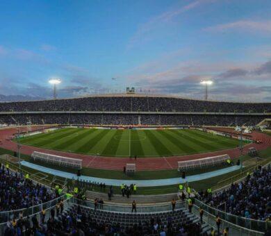 آزادی میزبان دیدارهای خانگی ایران در مرحله نهایی انتخابی جام جهانی۲۰۲۲