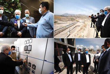 ۴ پروژه عمرانی و فناورانه گشایش یافت؛ ستاری: ۲۸۰ هکتار به زیستبوم پارک فناوری پردیس افزوده میشود؛ سرمایهگذاری در فاز ۳ ادامه دارد