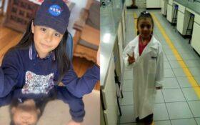 دختربچه مکزیکی باهوشتر از انیشتین و استیون هاوکینگ!