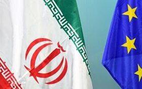 بلومبرگ: اتحادیه اروپا به دنبال توافق امنیتی – اقتصادی با ایران برای حمایت از افغانستان است